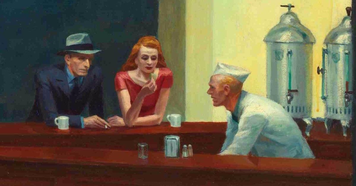 Edward Hopper y el cine