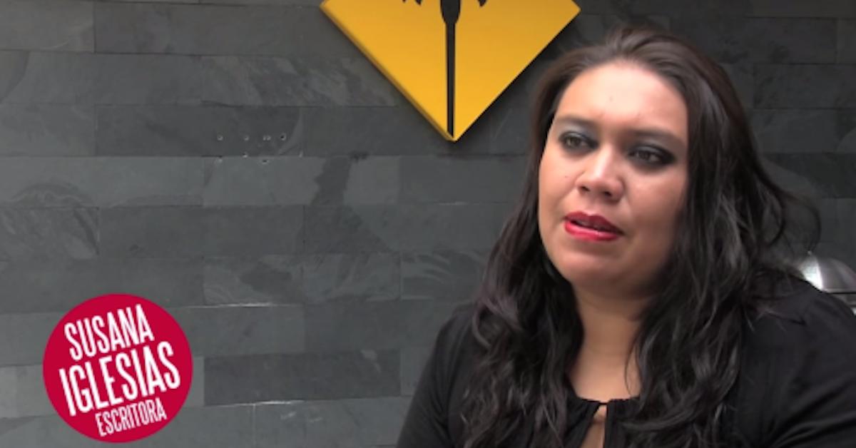 """""""El Eje Central es mi avenida favorita"""": entrevista con Susana Iglesias"""