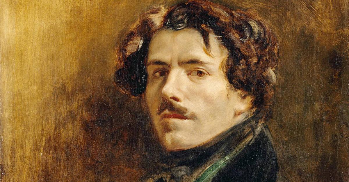 Delacroix, pintor de bohemia y revolución