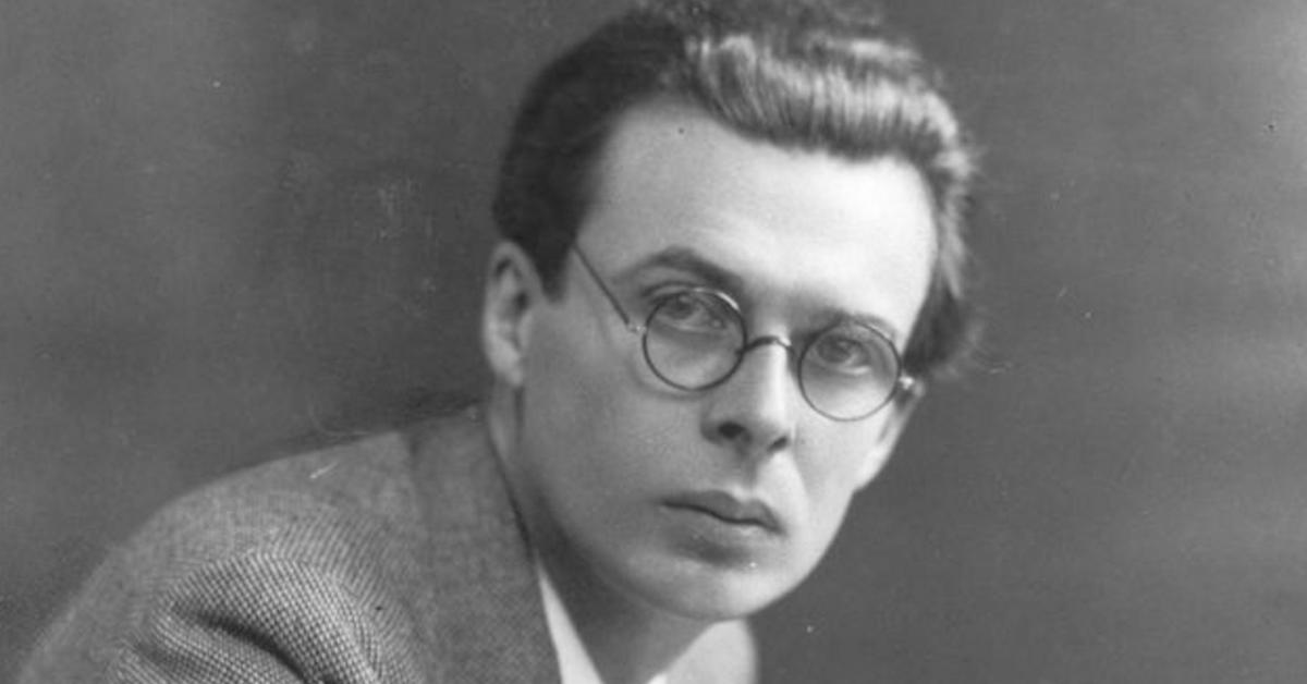 El visionario Aldous y los Huxley