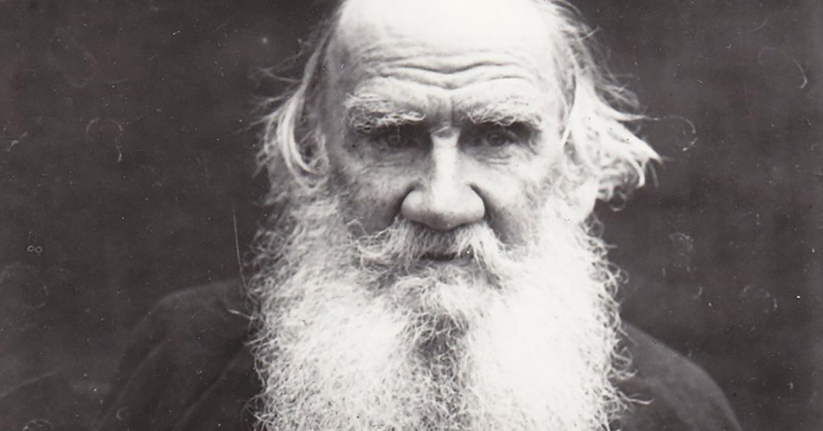 Extravagancias de Tolstoi