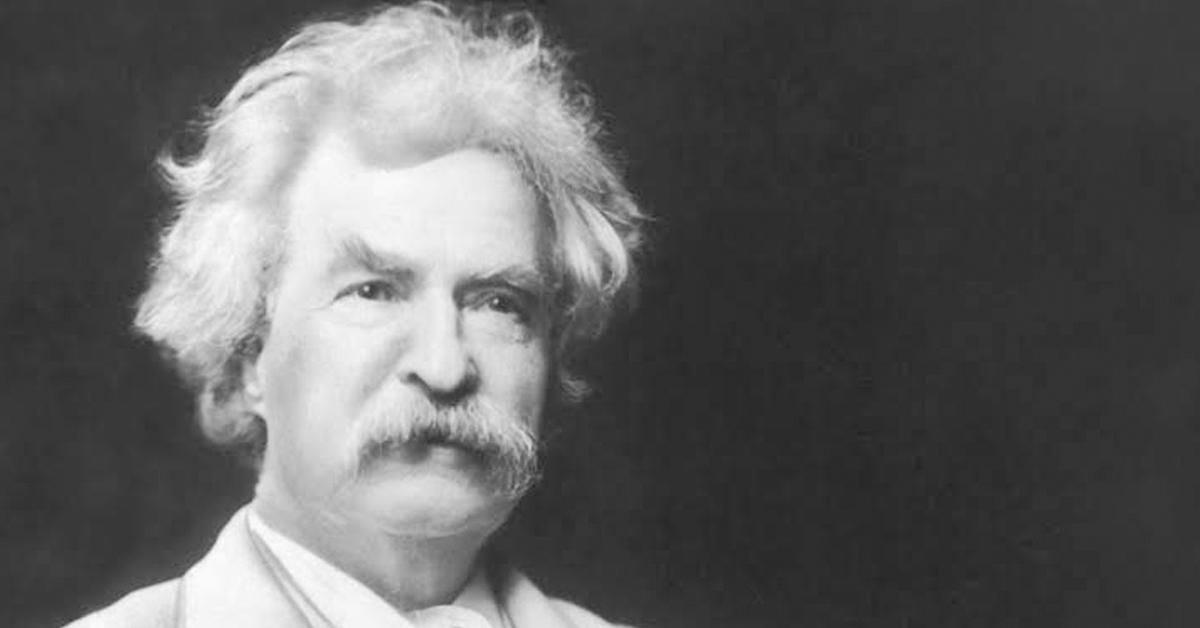 Mark Twain y su gran ingenio