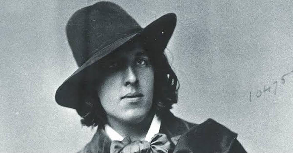 Palabras para Oscar Wilde
