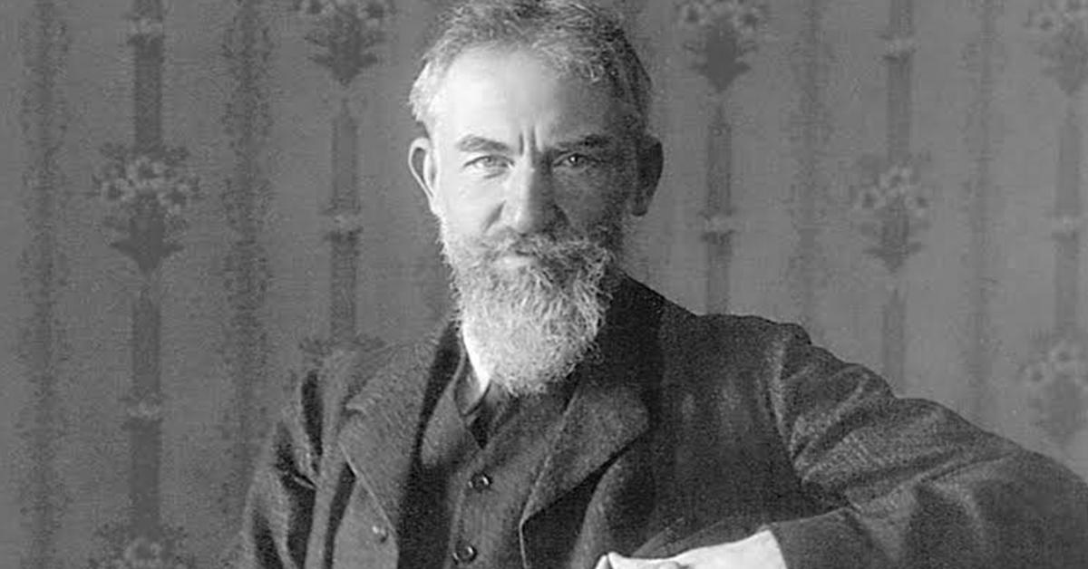 Recordar a Bernard Shaw