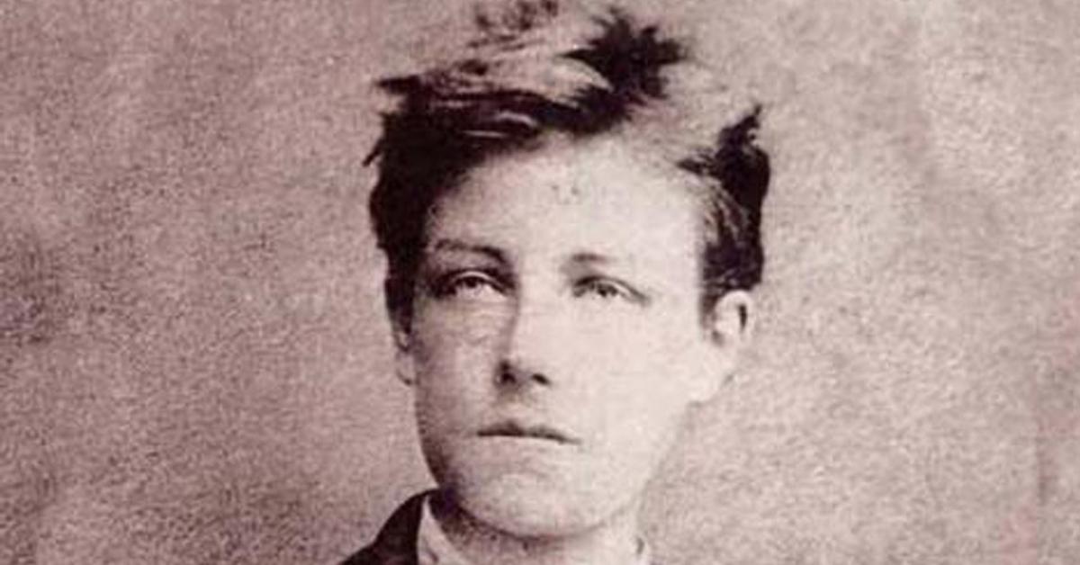 El fuego lento de la Poesía: Arthur Rimbaud