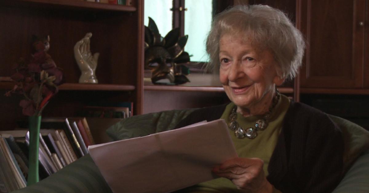 La amorosa Wislawa Szymborska