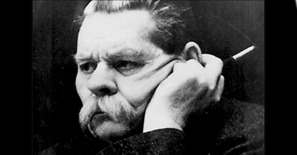Máximo Gorki, héroe de la literatura rusa