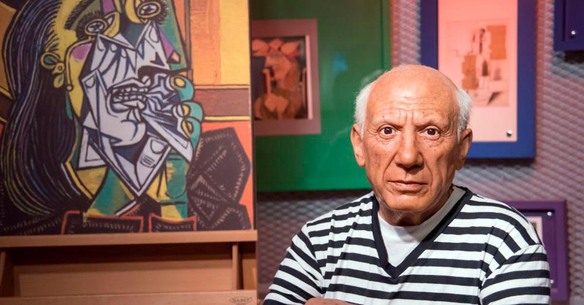 Bocetos de Pablo Picasso