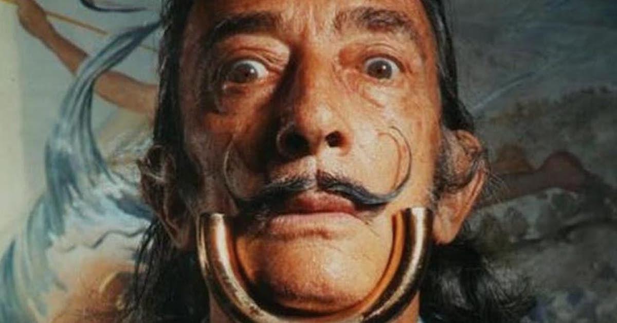 El cumpleaños surrealista de Salvador Dalí