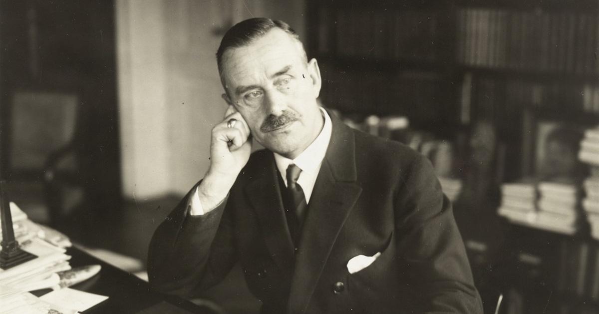 Thomas Mann escala la montaña mágica