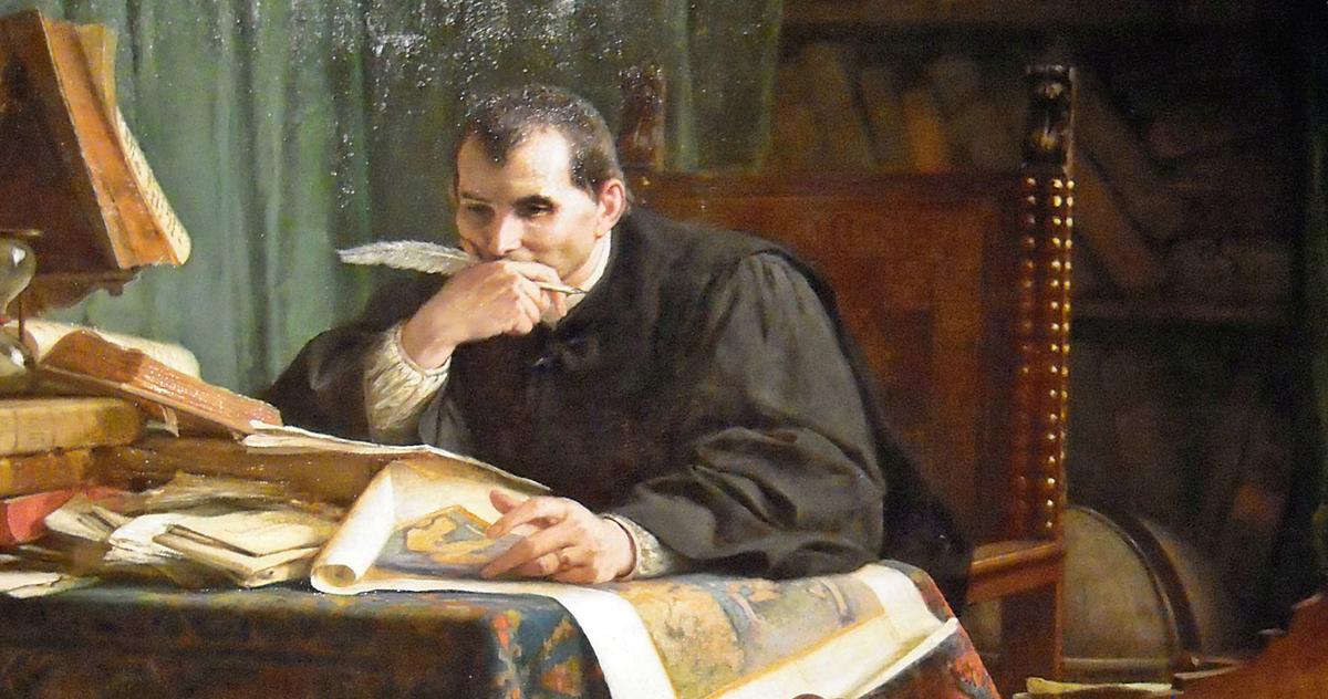 Maquiavélico Nicolás