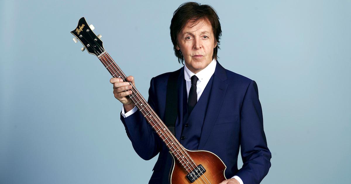 ¡Feliz cumpleaños, Paul McCartney!