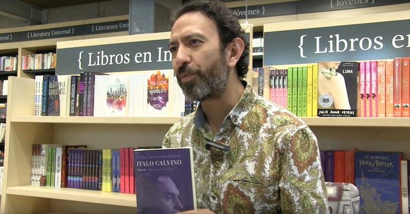 La bolsa de Fernando Rivera Calderón