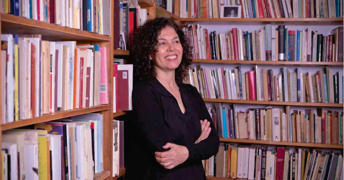 El librero de María Baranda