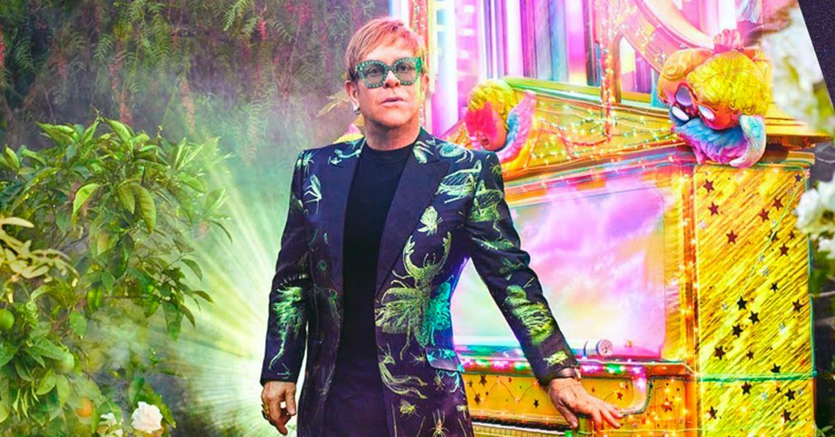 Elton John: el Sir de las fiestas