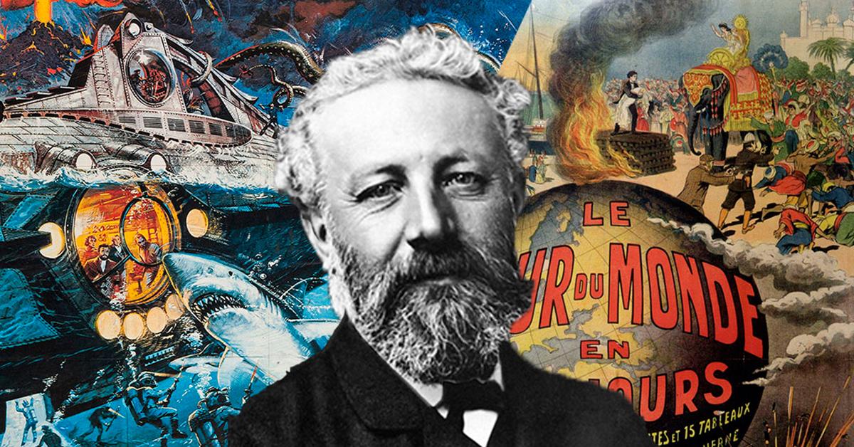 Julio Verne: pilar de la ciencia ficción