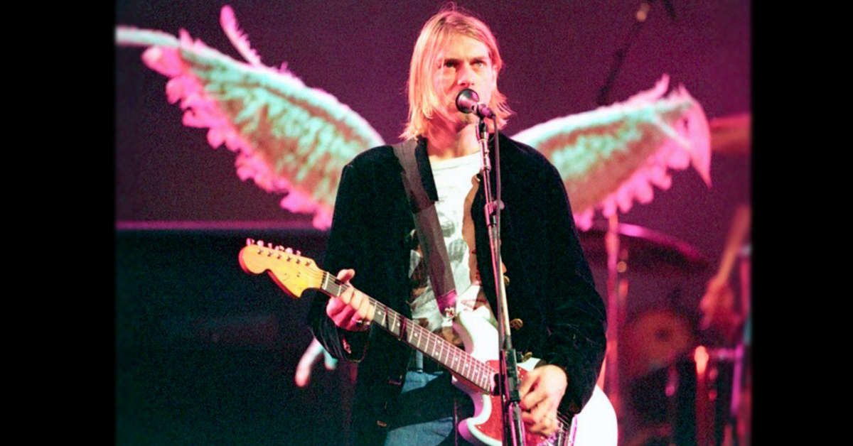 25 años sin Kurt Cobain