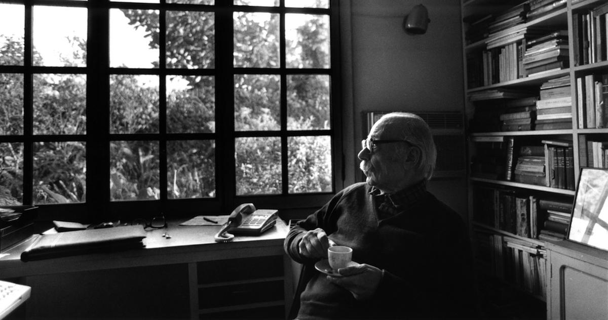 Vivir consiste en construir futuros recuerdos: Ernesto Sabato