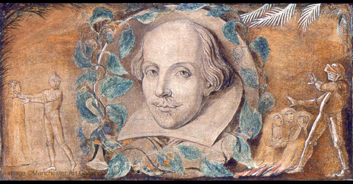 Festejando el Día del Libro: vida y muerte de William Shakespeare