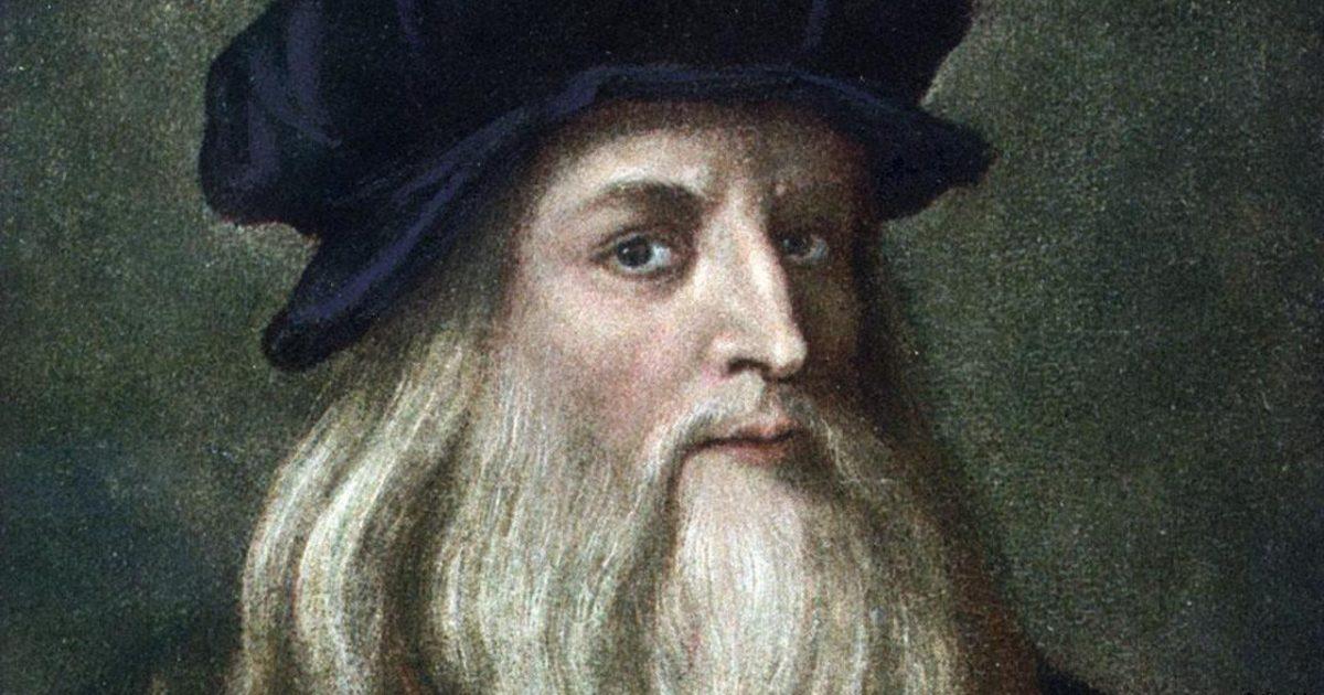 El genio de Leonardo Da Vinci