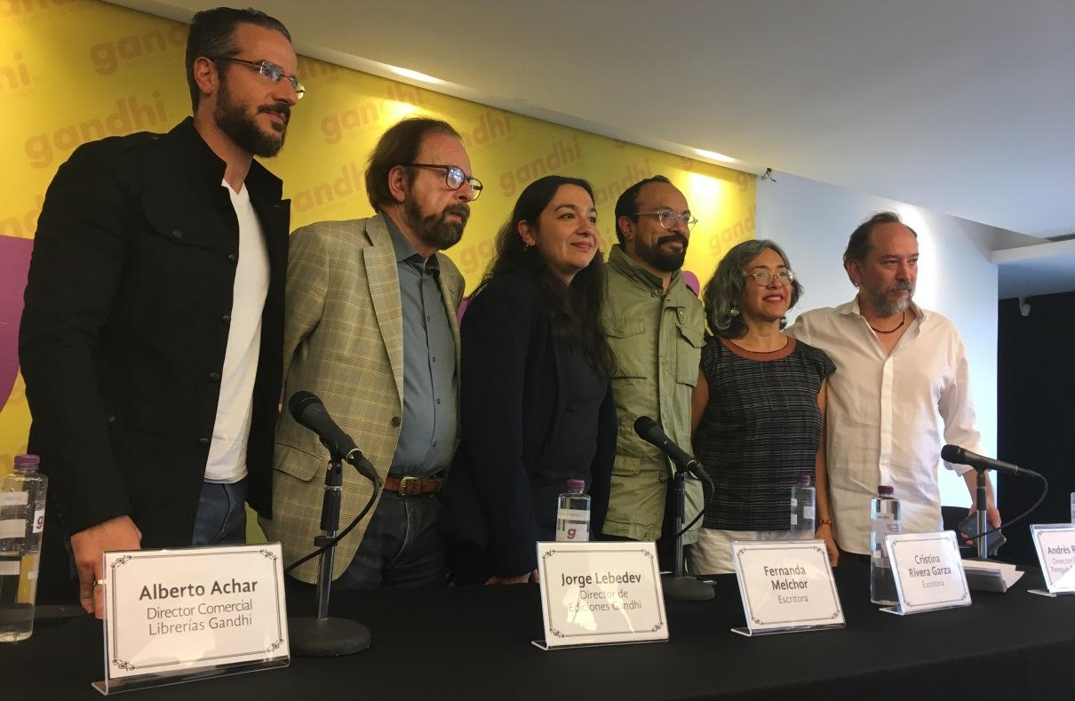 ¡Conoce a los ganadores de la cuarta edición del Premio Mauricio Achar / Literatura Random House!