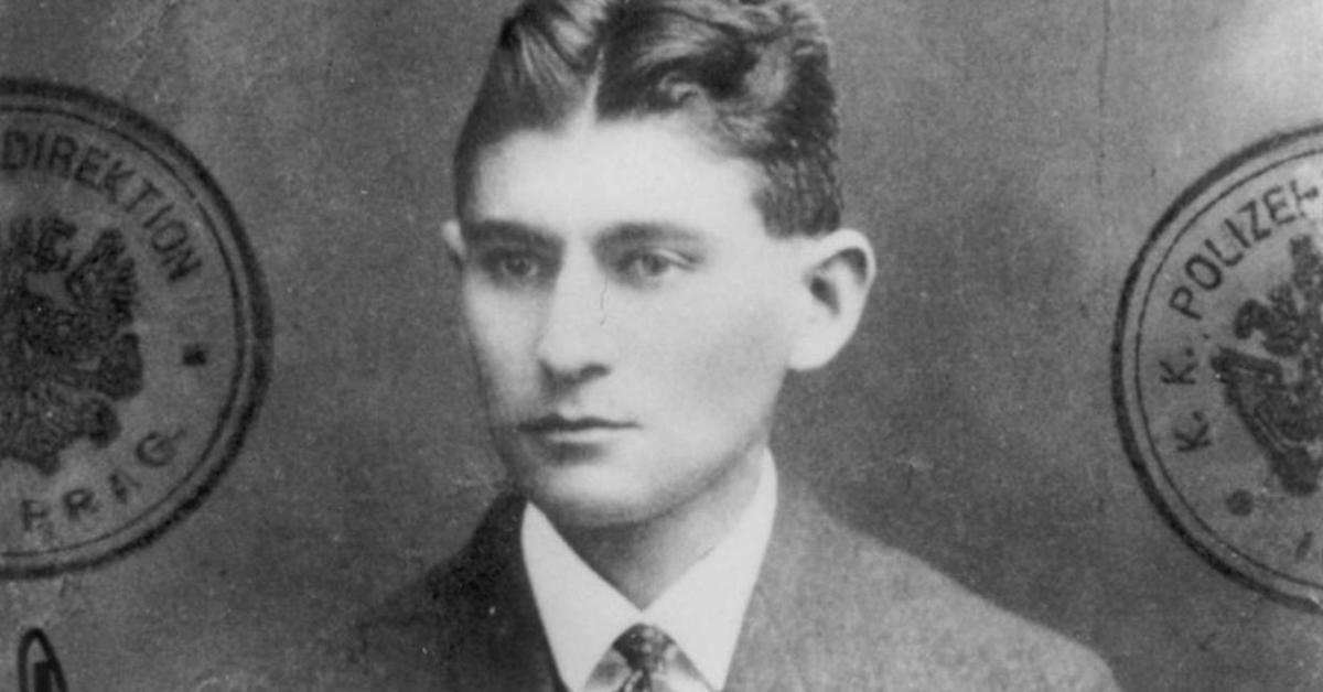El lado inventivo de Franz Kafka