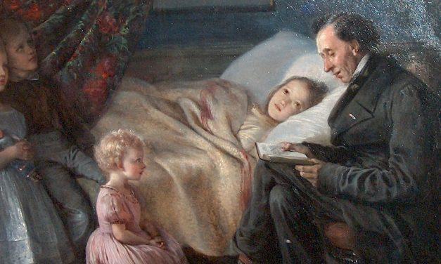 Hans Christian Andersen: un cuento para mamá