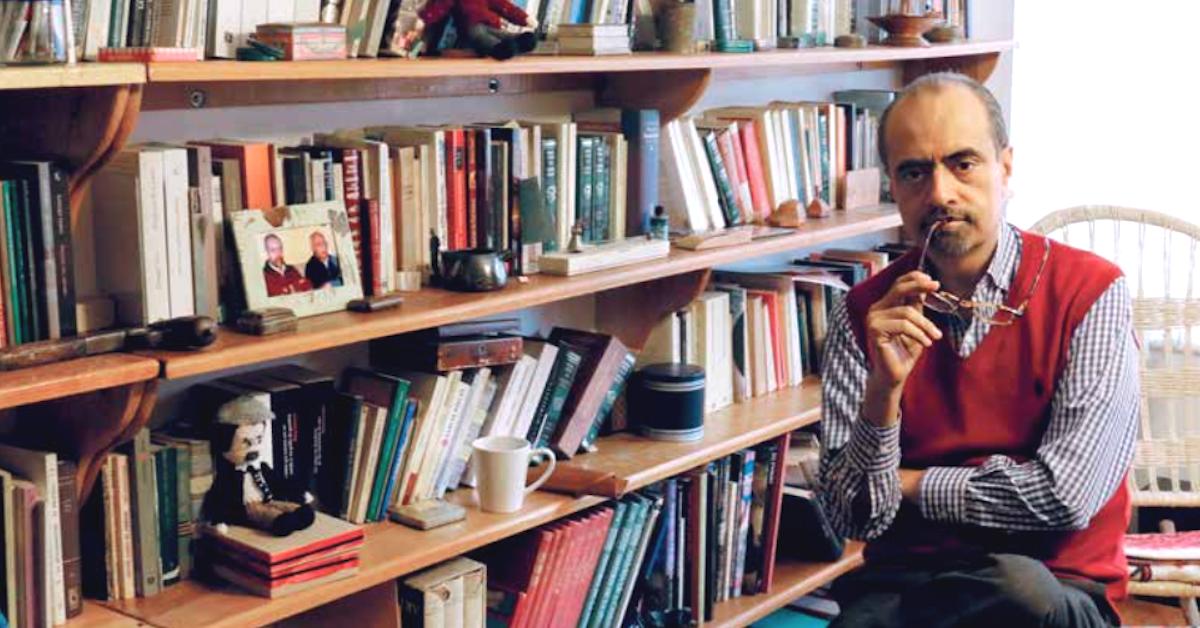 El librero de Héctor Zagal