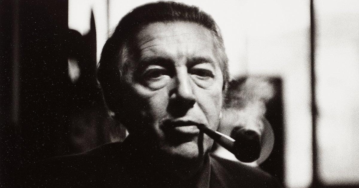 André Breton, sumo pontífice del surrealismo