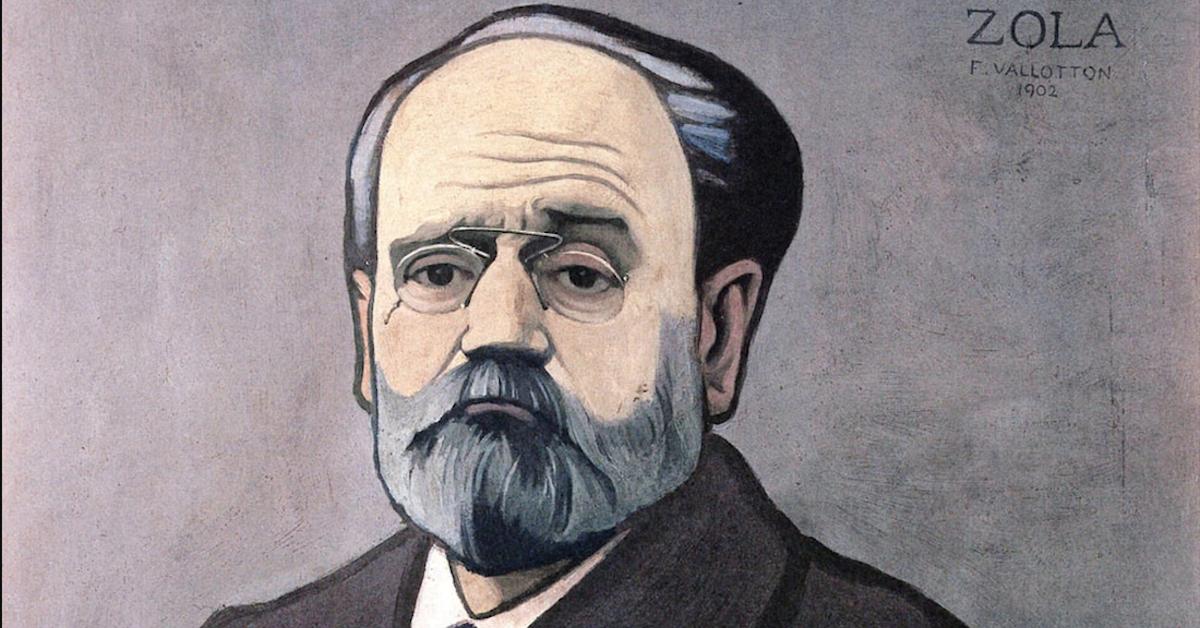 La sospechosa muerte de Émile Zola