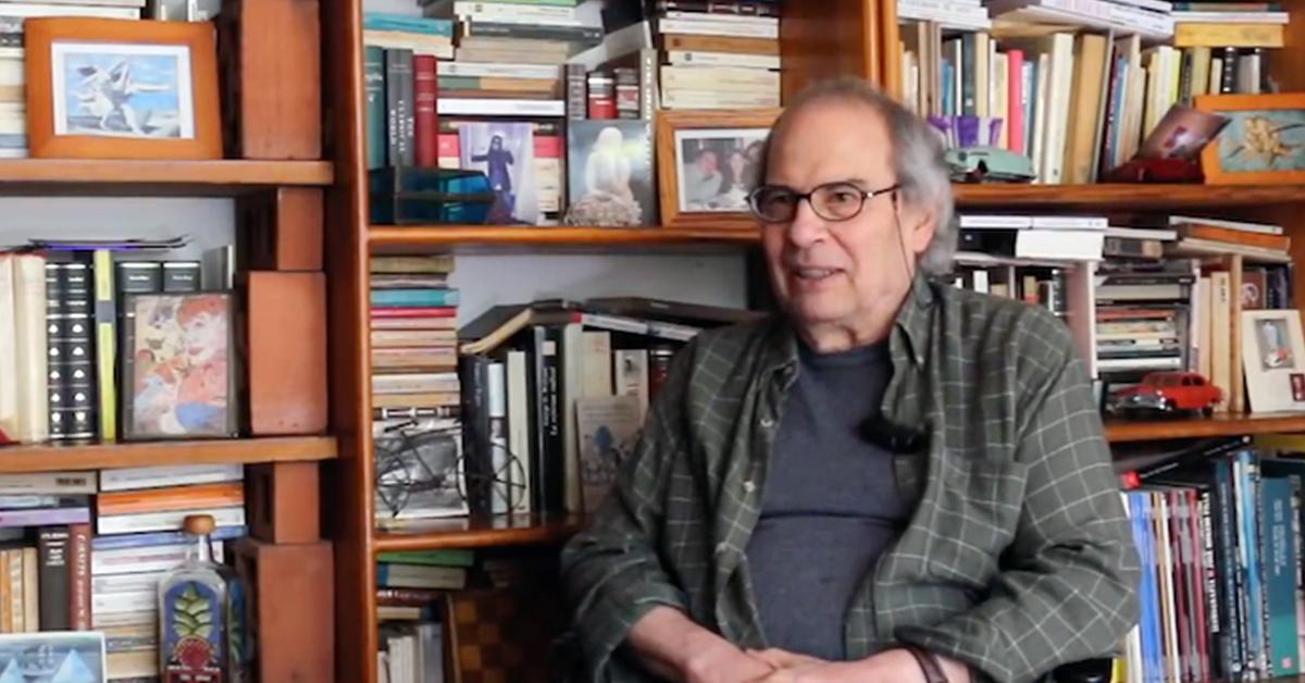 El librero de Héctor Manjarrez