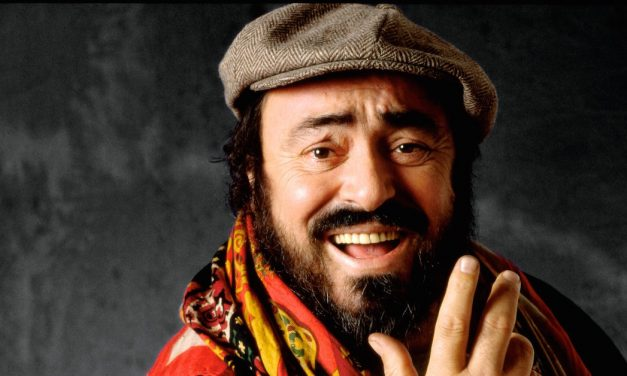 La voz privilegiada y eterna de Luciano Pavarotti