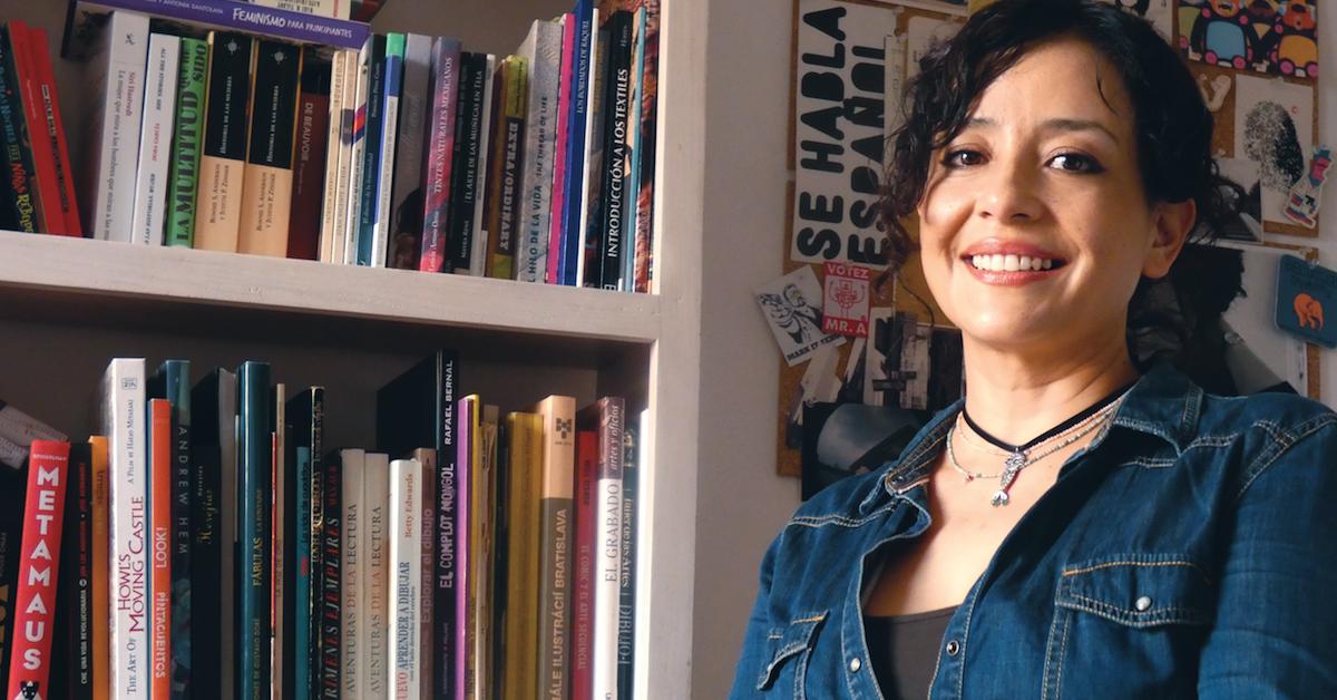 El librero de Valeria Gallo