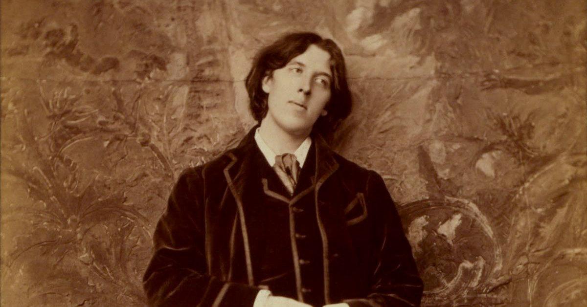 Las vueltas de la vida de Oscar Wilde