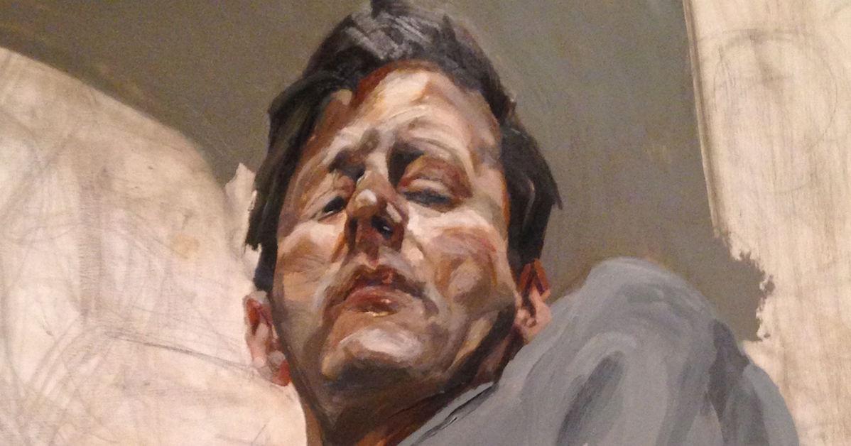 Una pintura para Lucian Freud