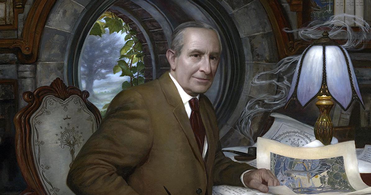 J. R. R. Tolkien, un 'hobbit' británico