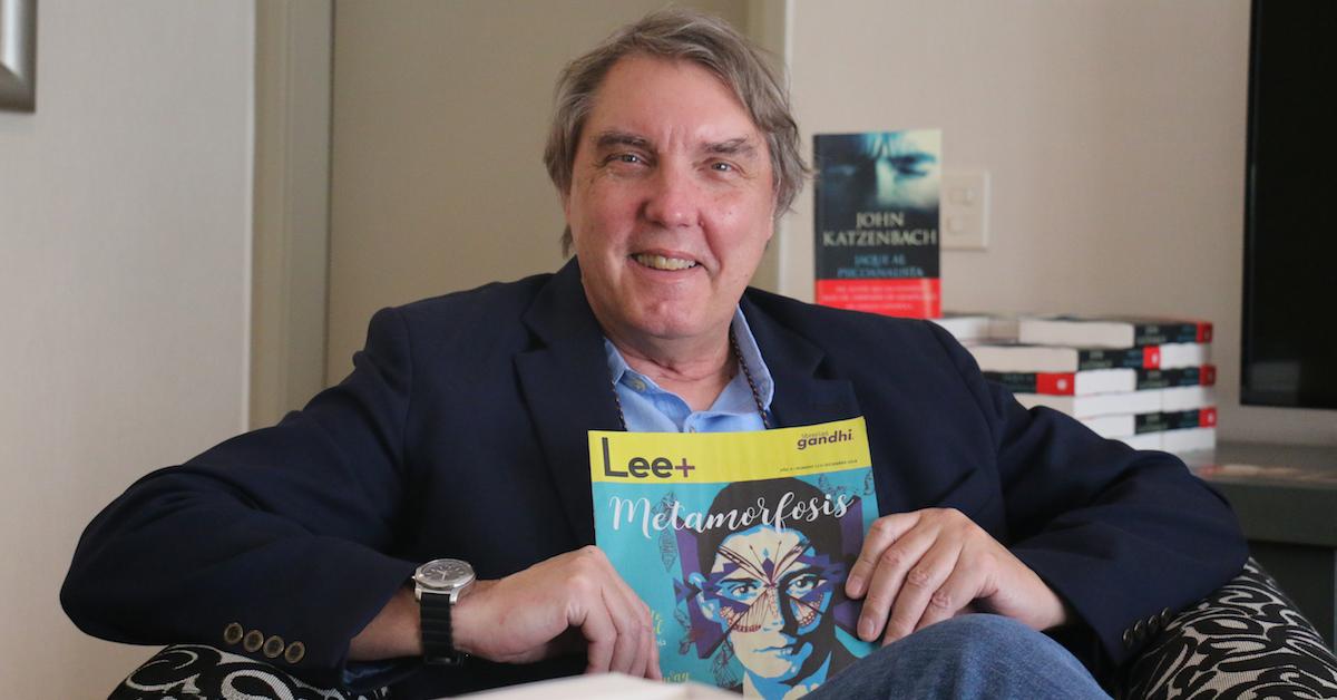 Entrevista con John Katzenbach