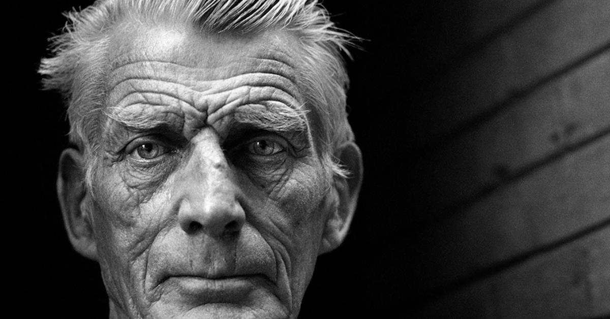 La suerte de Samuel Beckett