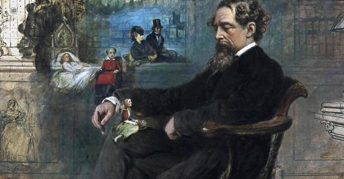 Dickens, un niño superviviente