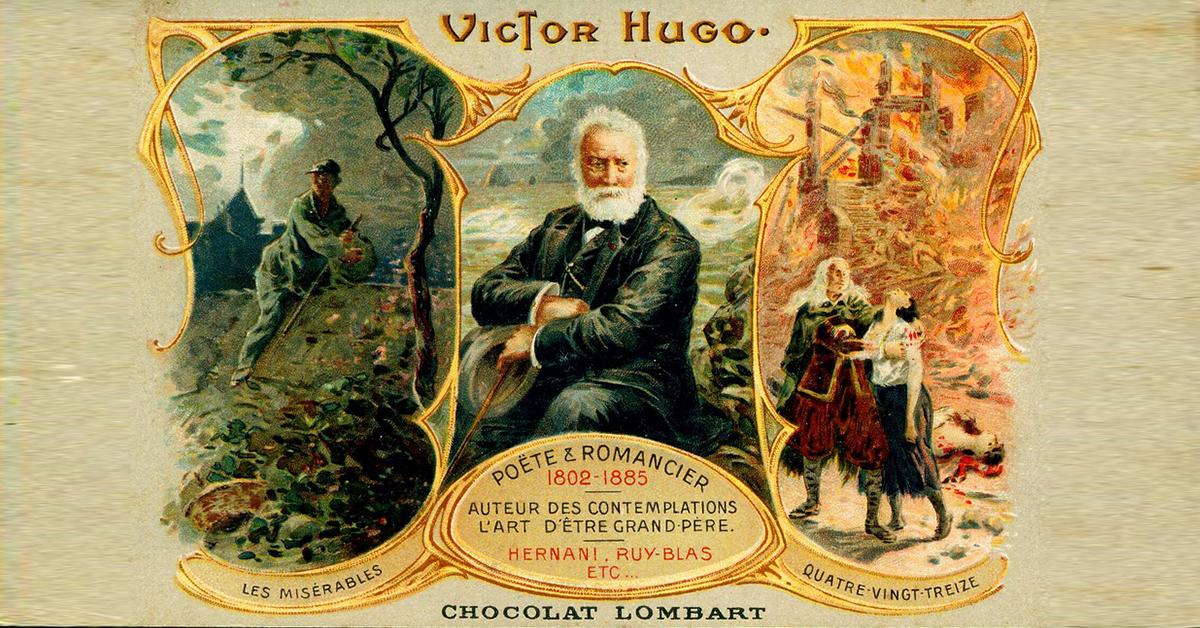 Víctor Hugo: poeta, narrador y activista