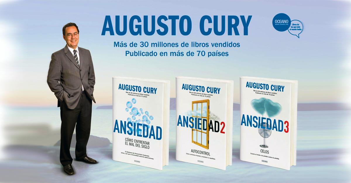 +cultura recomienda la serie ANSIEDAD, de Augusto Cury