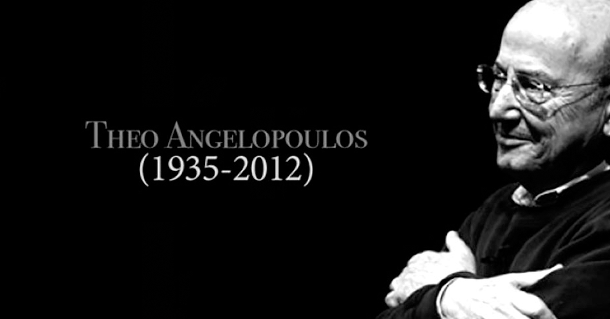 Recordamos a Theo Angelopoulos