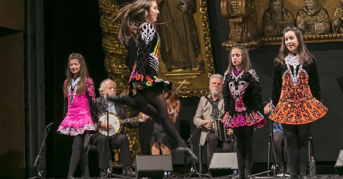 Irlanda y México celebrarán el día de San Patricio con música