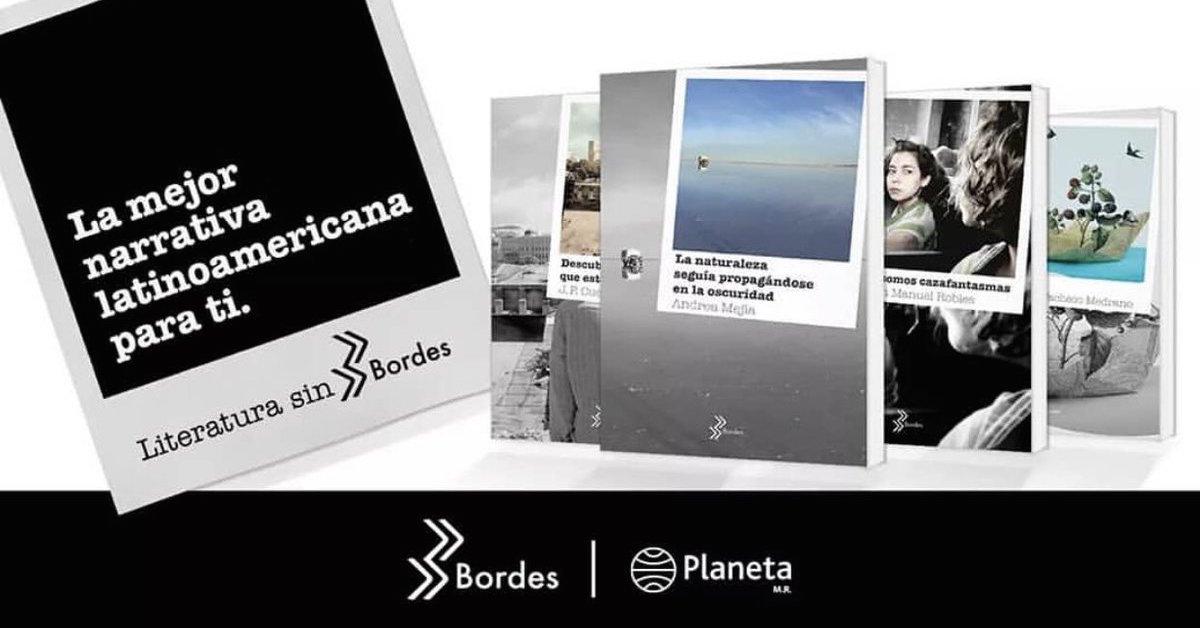 Planeta lanza el sello Bordes, con lo mejor de la narrativa latinoamericana