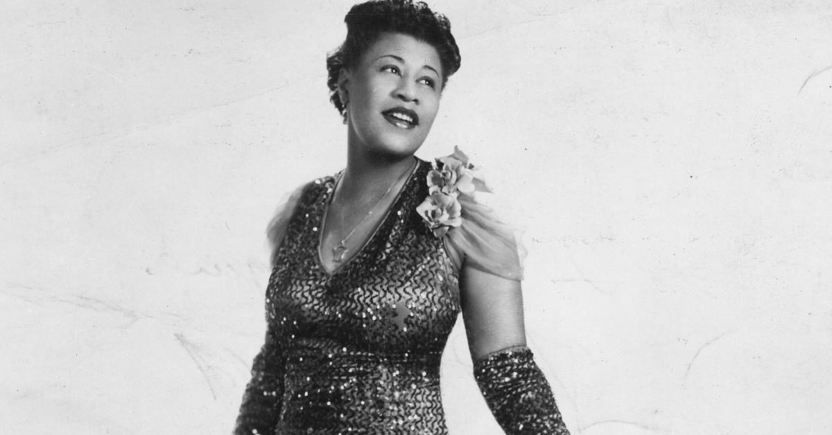 La Primera dama de la canción, Ella Fitzgerald