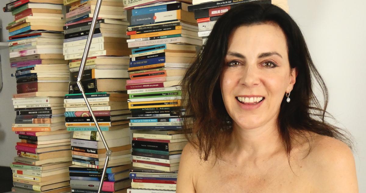 El librero de Claudia Marcucetti