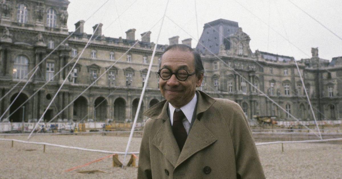 In memoriam: Ieoh Ming Pei, arquitecto de la modernidad