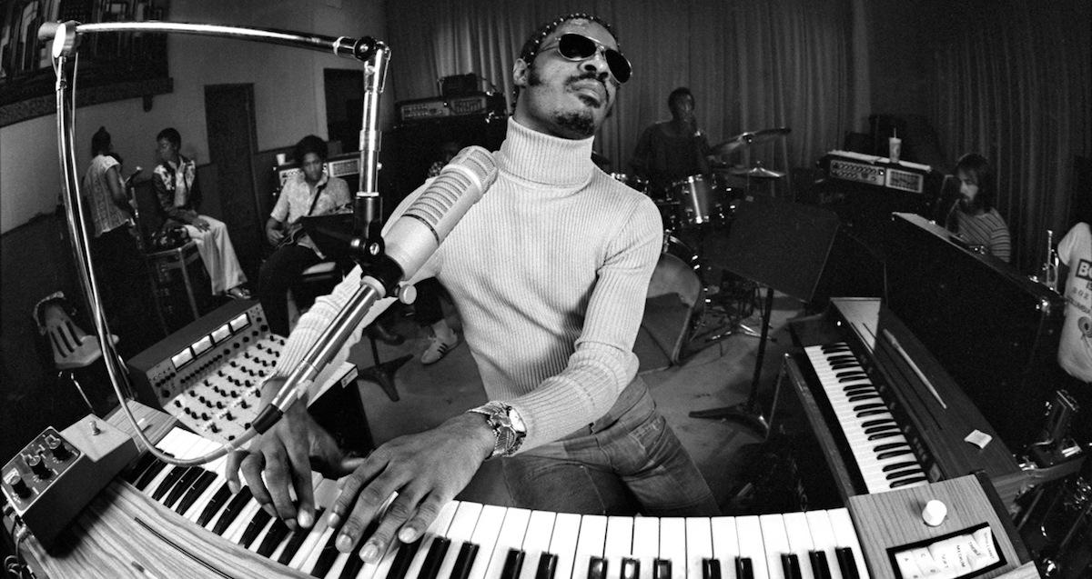 La grandeza musical de Stevie Wonder