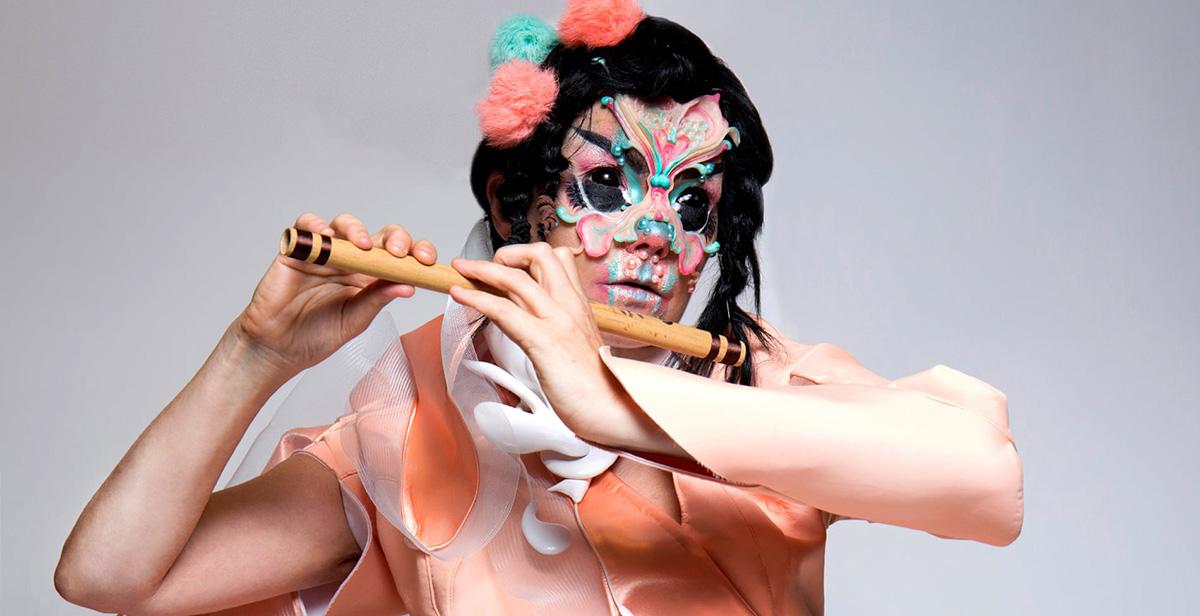 "El regreso de Björk a México a través de ""Cornucopia"""