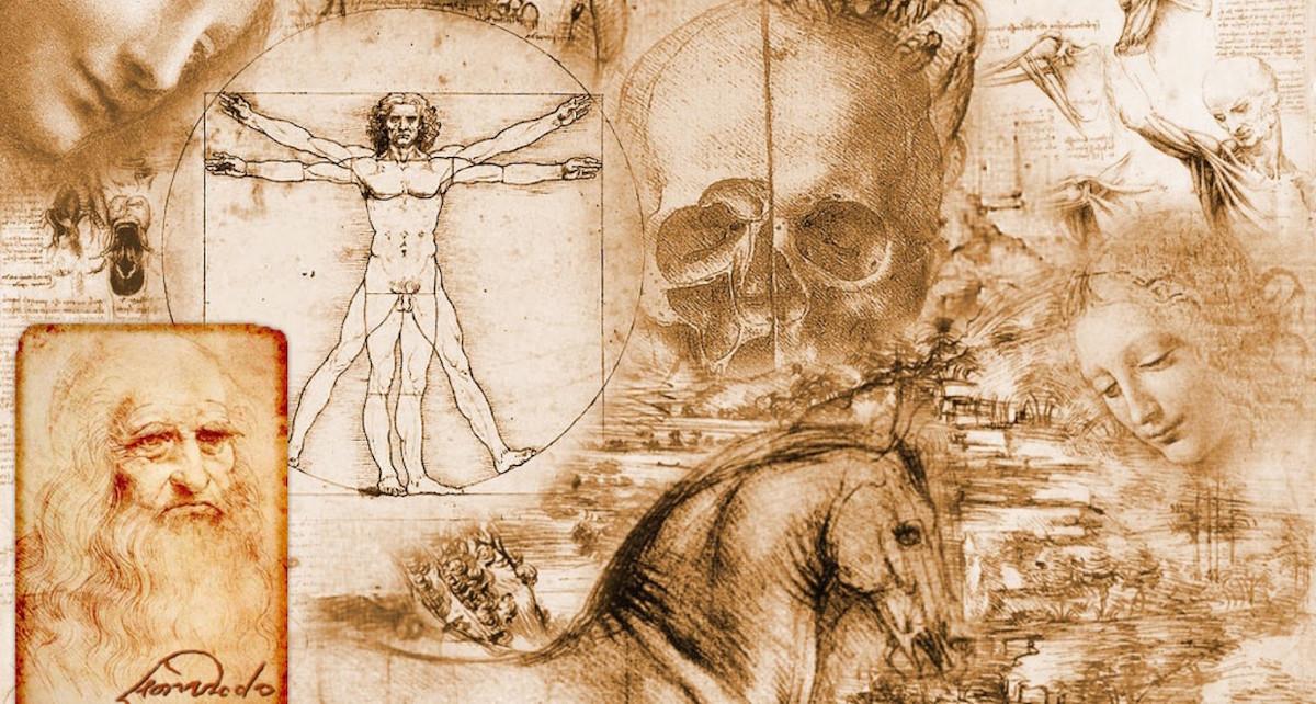 500 años de la partida de Leonardo Da Vinci